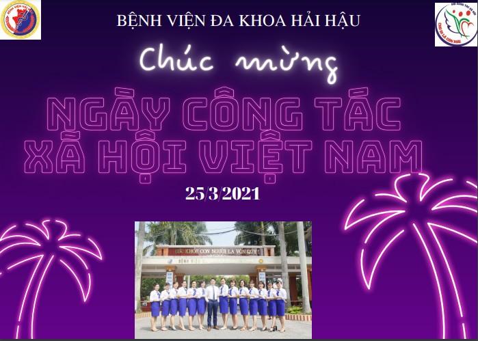 Ngày Công tác xã hội Việt Nam